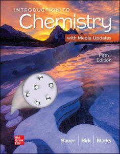 Download Introduction to Chemistry 5th edition by Rich Bauer & James Birk