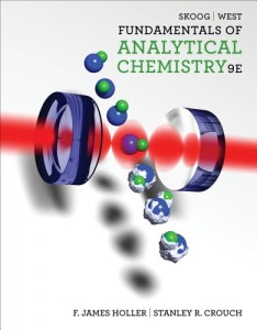 Fundamentals of Analytical Chemistry 9th ed-Douglas A. Skoog, Donald M. West, F. James Holler, Stanley R. Crouch-1072pd90mb